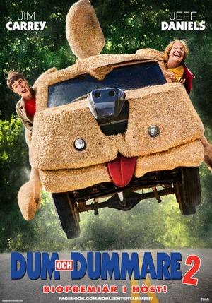 Dum & dummare 2 poster
