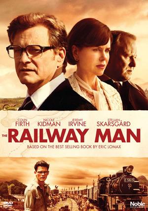 The Railway Man poster