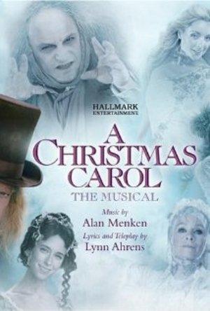 A Christmas Carol - The Musical poster