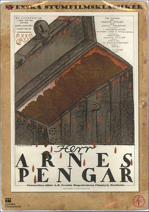 Herr Arnes pengar poster