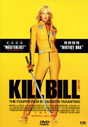 Kill Bill - Volume 1 poster