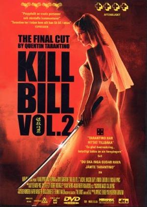 Kill Bill - Volume 2 poster