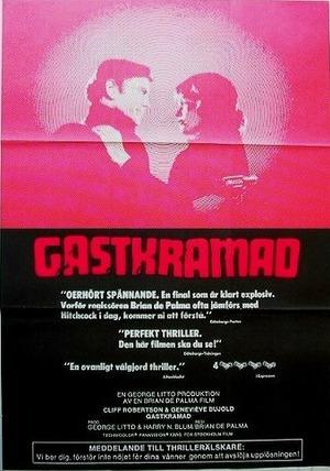 Gastkramad poster
