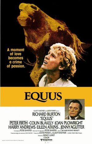 Equus - hästen poster