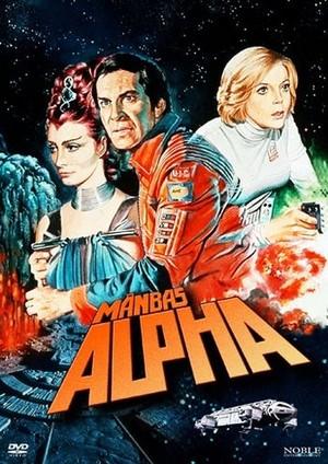 Månbas Alpha poster