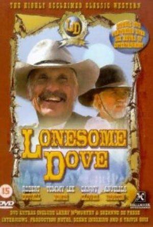 Lonesome Dove - Den långa färden poster