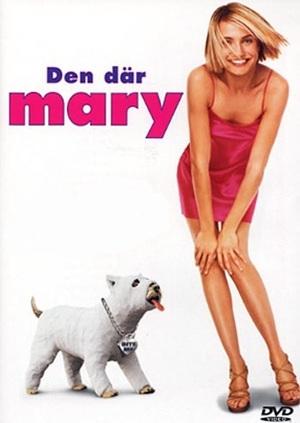 Den där Mary poster