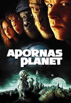 Apornas planet poster