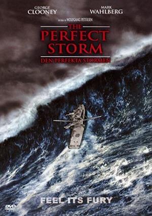 Den perfekta stormen poster
