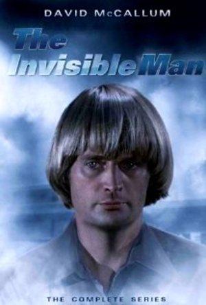 Den osynlige mannen poster