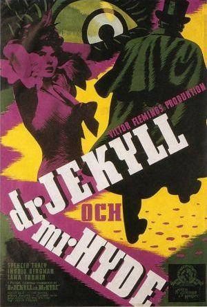 Dr. Jekyll och Mr. Hyde poster