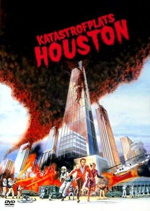 Katastrofplats Houston poster