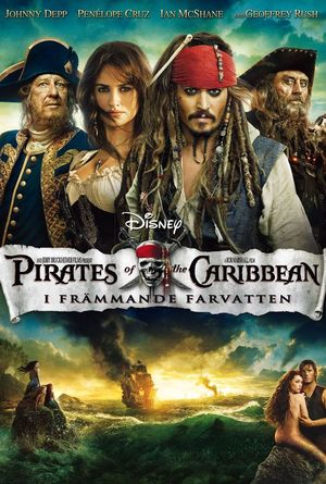 Pirates of the Caribbean: I främmande farvatten poster