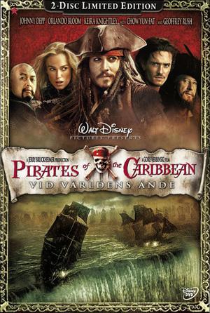 Pirates of the Caribbean: Vid världens ände poster