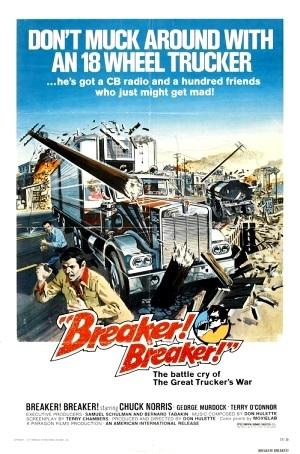 Breaker! Breaker! poster