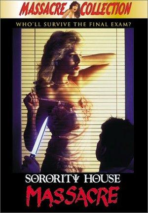 Sorority House Massacre poster