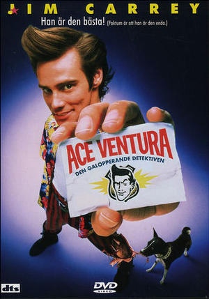 Ace Ventura - Den galopperande detektiven poster