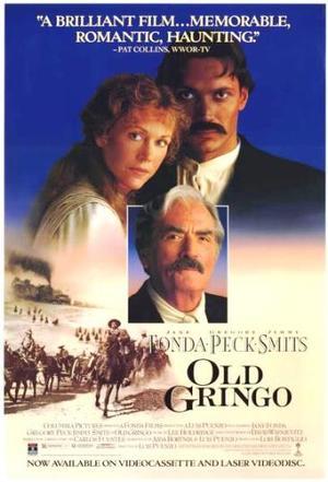 Old Gringo poster