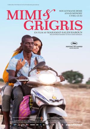 Mimi & Grigris poster