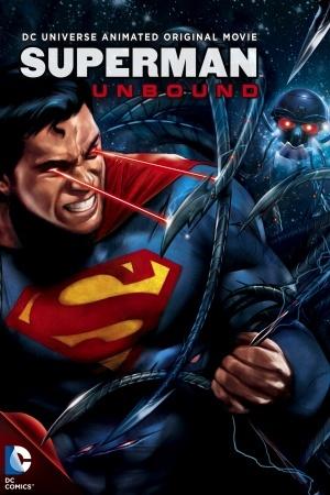 Superman Unbound poster