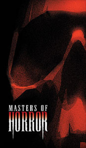 Masters of Horror poster