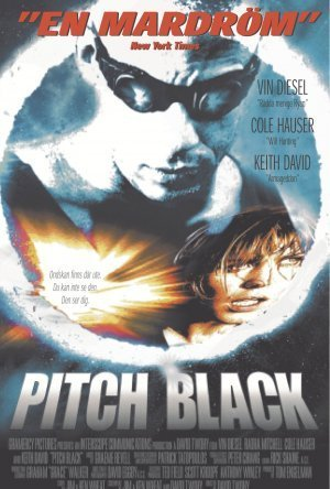Pitch Black poster