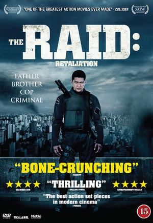 The Raid 2: Retaliation poster