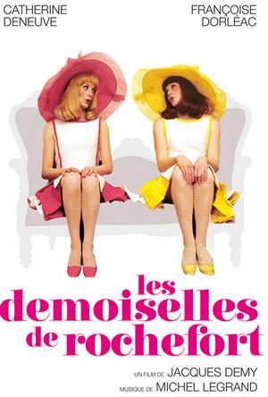 Flickorna i Rochefort poster
