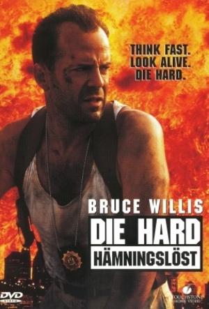 Die Hard 3 - Hämningslöst poster