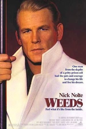 Weeds - Fängelserevolten poster