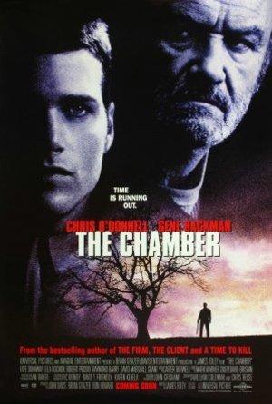 The Chamber - Dödscellen poster