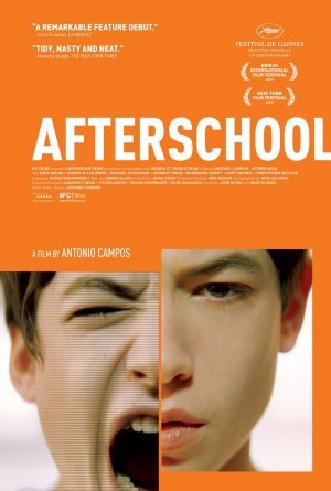 Afterschool poster