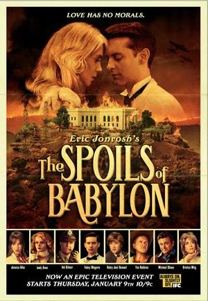 The Spoils of Babylon poster