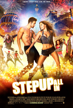 Step Up: All In poster