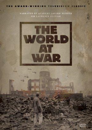 En värld i krig poster