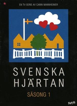 Svenska hjärtan poster