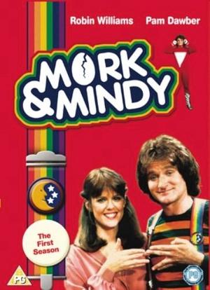 Mork och Mindy poster