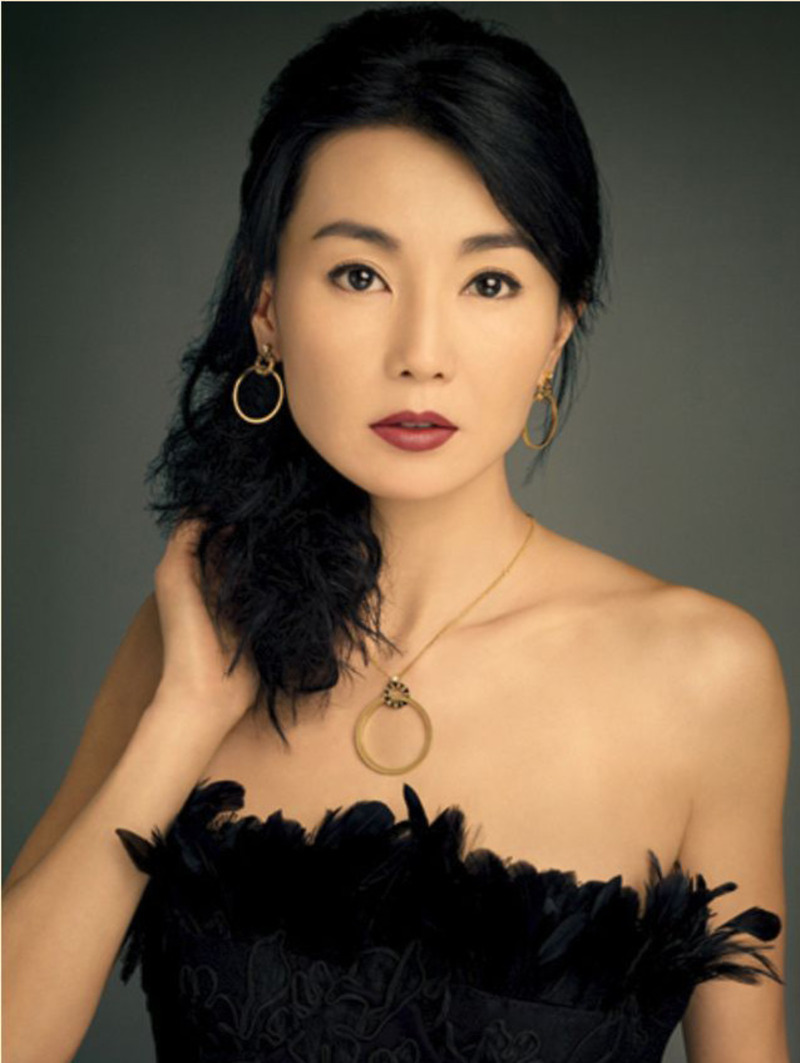 Maggie Cheung bilder, biografi och filmografi   MovieZine