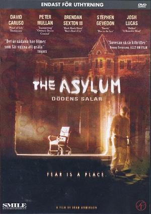 Asylum - Dödens salar poster