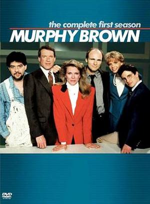 Murphy Brown poster