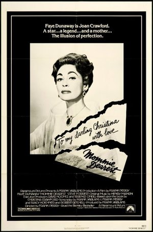 Mommie Dearest poster