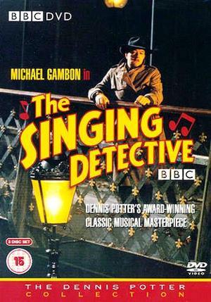 Den sjungande detektiven poster