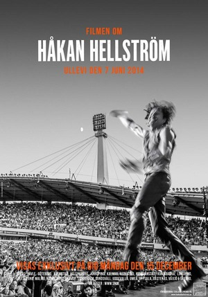 Håkan Hellström på Ullevi poster