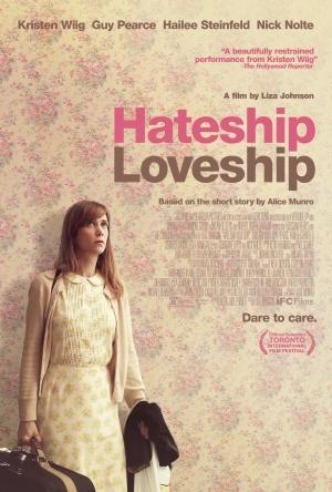 Hateship Loveship poster