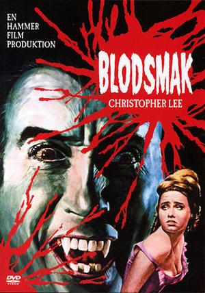 Blodsmak poster