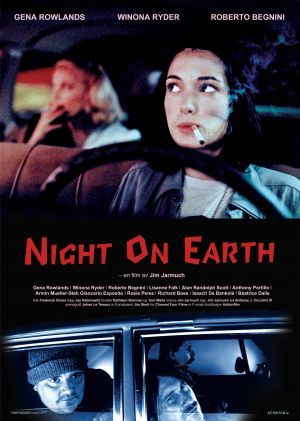 Night On Earth poster
