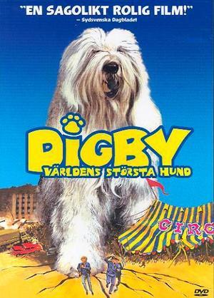 Digby, världens största hund poster