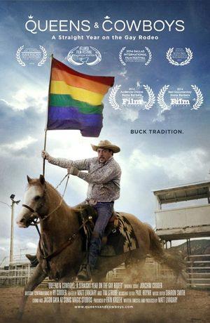 Queens & Cowboys poster