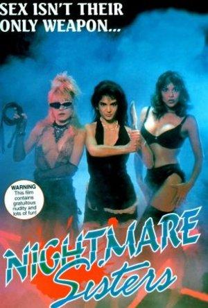 Nightmare Sisters poster