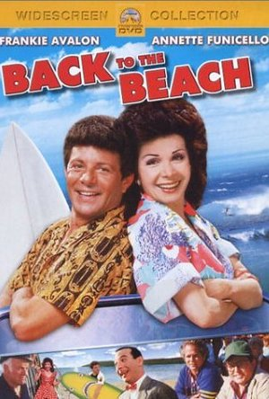 Back To The Beach poster